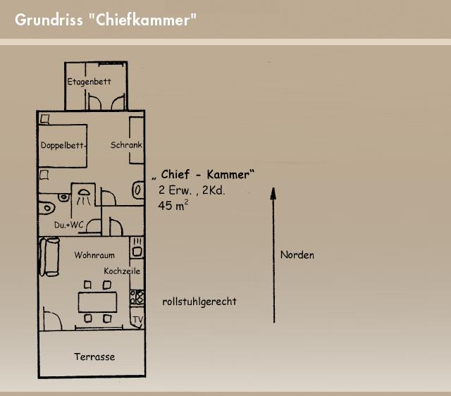 grundriss chiefkammer