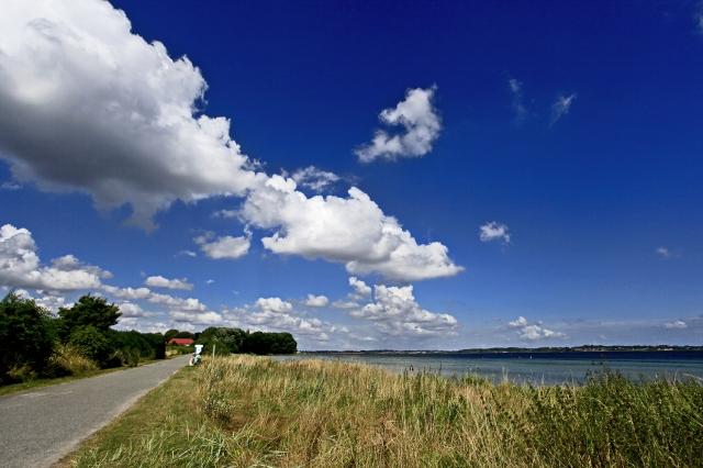 Holnis strandweg